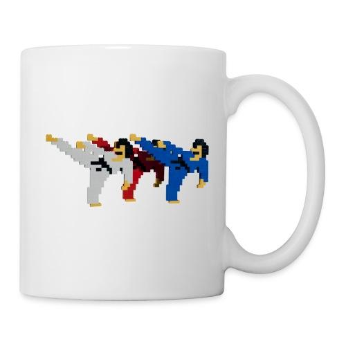 8 bit trip ninjas 2 - Mug