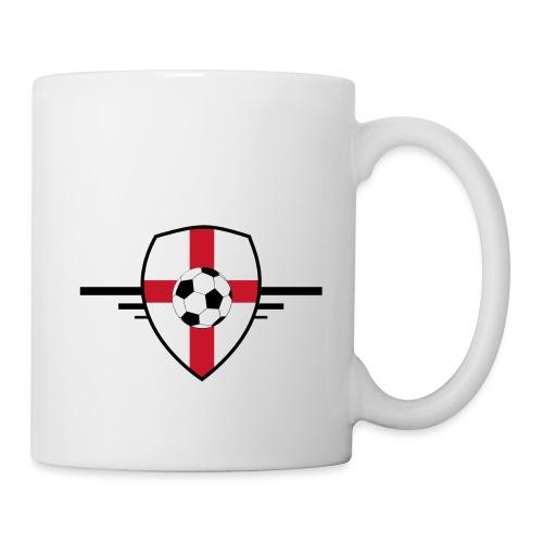 England football - Mug blanc