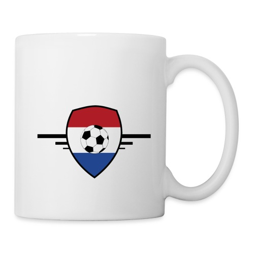 Holland Football - Mug blanc