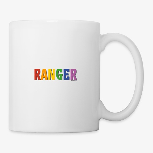 Ranger Pride (Rainbow) - Mug