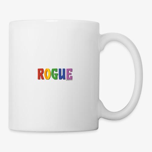 Rogue Pride (Rainbow) - Mug