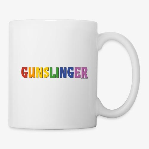 Gunslinger Pride (Rainbow) - Mug