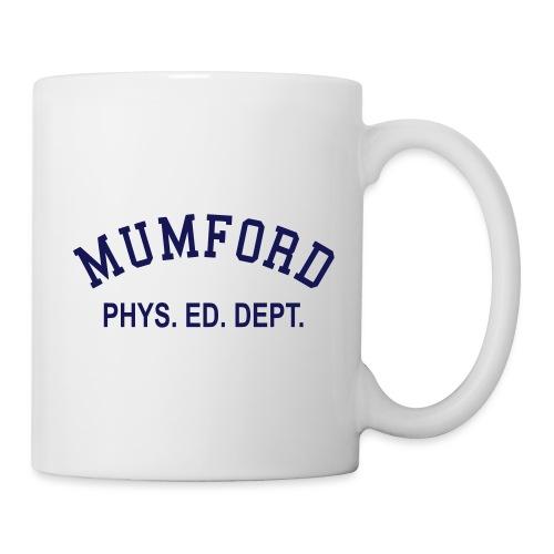 mumford phys ed - Mug