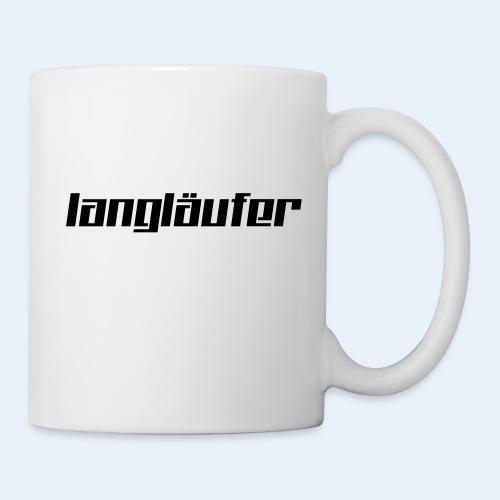 langlaeufer_font_6 - Tasse