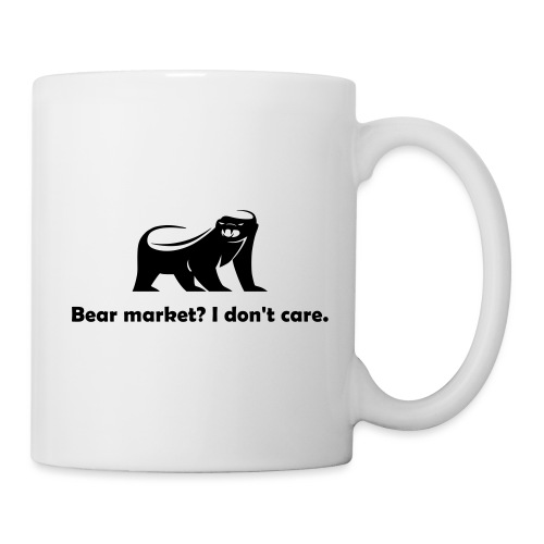 CryptoFR I don't care - Mug blanc