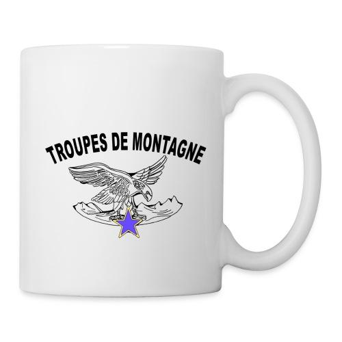 choucasTDM dos - Mug blanc