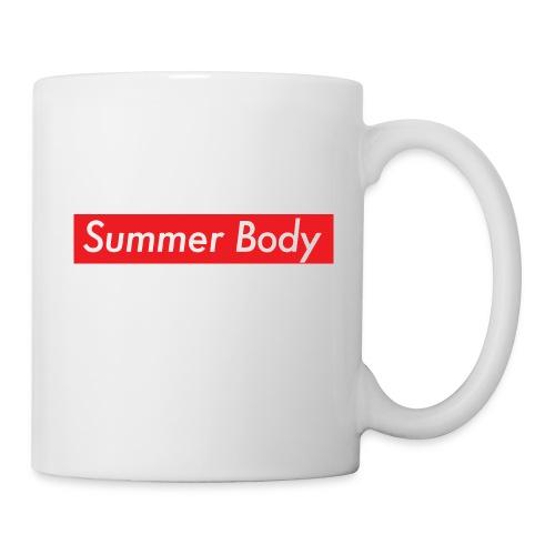 Summer Body - Mug blanc
