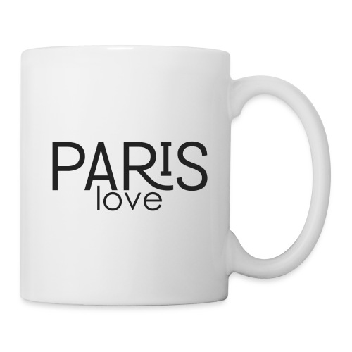 PARIS love - Tasse