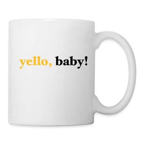 yello baby - Tasse