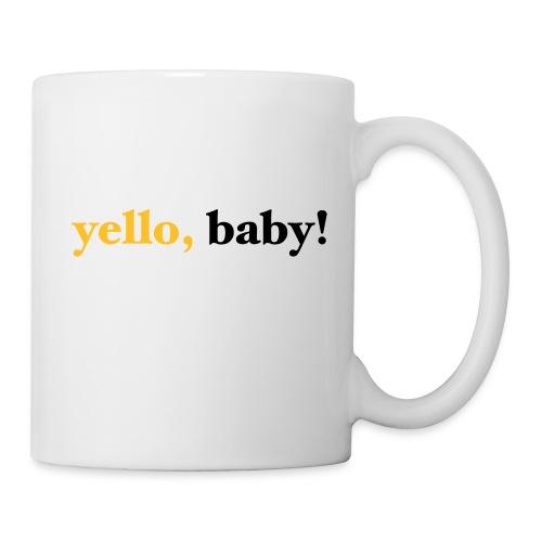 yello baby - Tasse