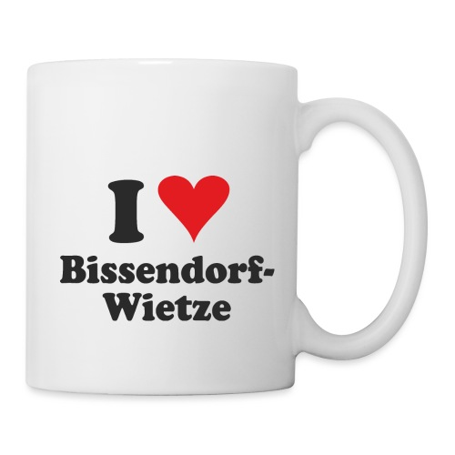 I Love Bissendorf-Wietze - Tasse