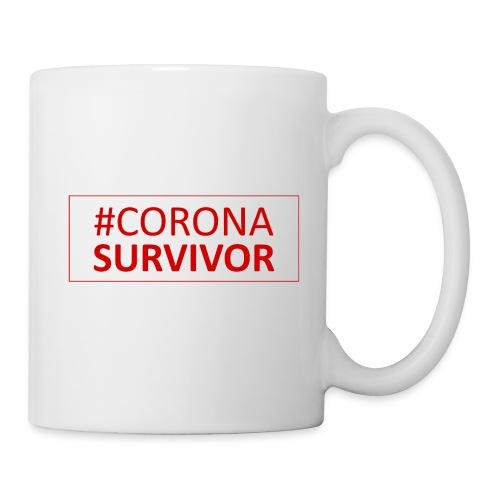 Corona Virus Survivor - Mug