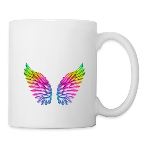 alas de colores - Taza