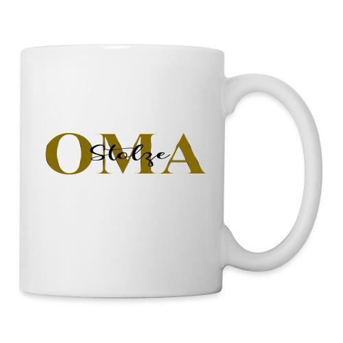 Stolze Oma Geschenk Muttertag - Tasse