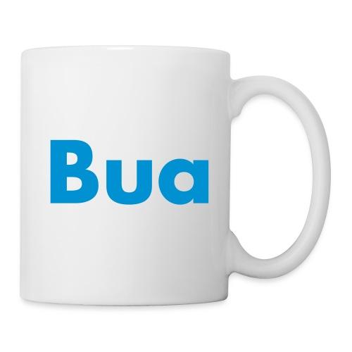 bua schwarz - Tasse