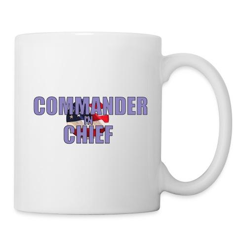 Commander in Chief - Tasse