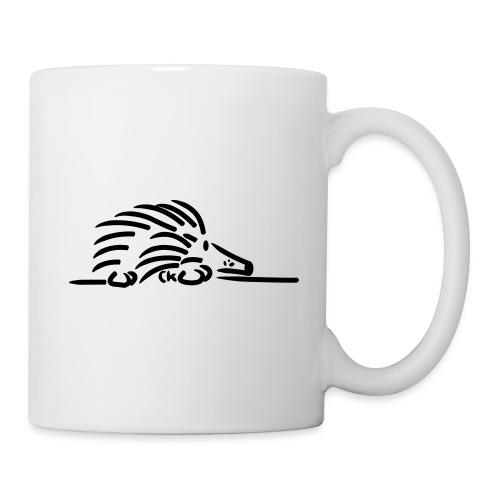 hérisson Ck - Mug blanc