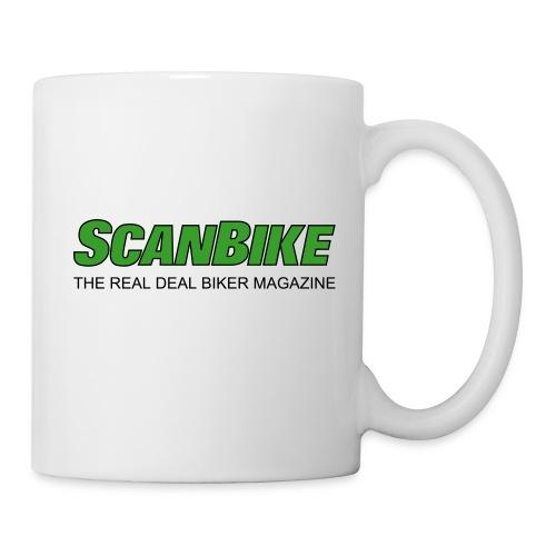 ScanbikeGreen&Black - Mugg