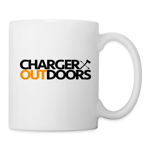 Charger Outdoors Logo - Mug