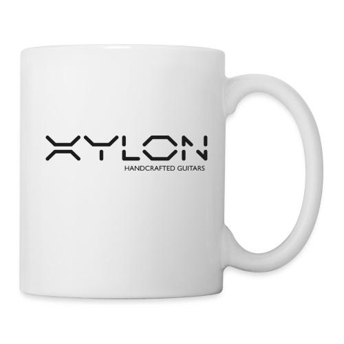 Xylon Handcrafted Guitars (plain logo in black) - Mug