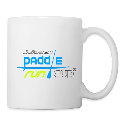 SPREADSHIRT_Logos_Paddle_Run_v3_-3- - Mug blanc