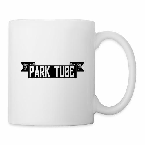 ParkTube Banner schwarz - Tasse