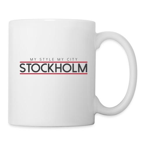 MY STYLE MY CITY STOCKHOLM - Mug