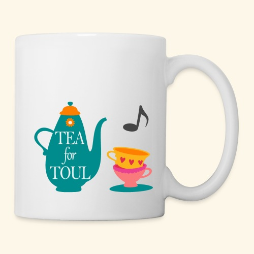 Tea for Toul - Mug blanc