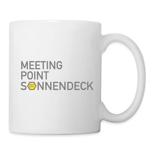 EBERTPLATZ KÖLN - Meeting Point Sonnendeck - Tasse