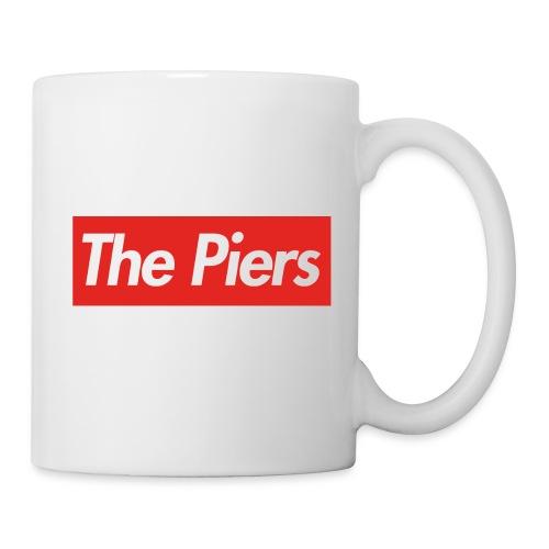 The Piers Minimalistic Logo - Mug