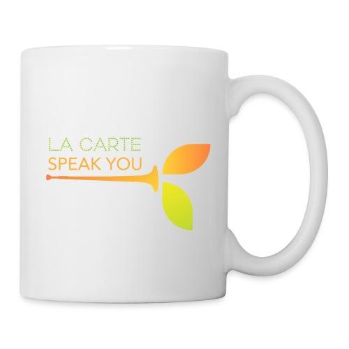 LOGO SPEAK YOU - Mug blanc