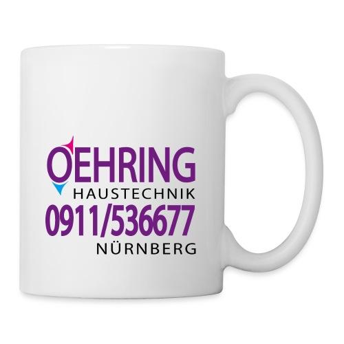 Firma Oehring - Tasse