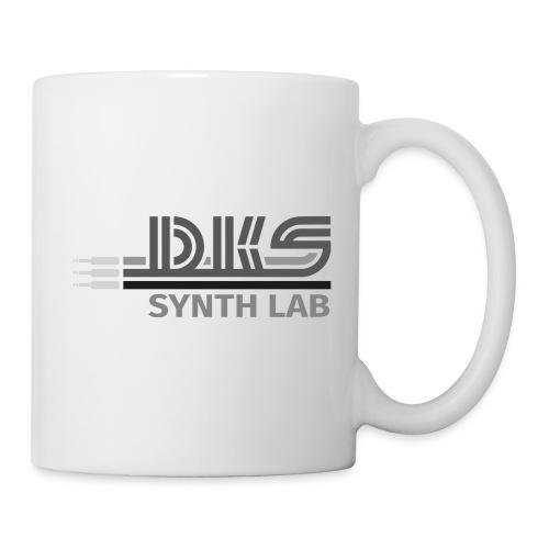 DKS SYNTH LAB Flat Black-Grey - Tazza