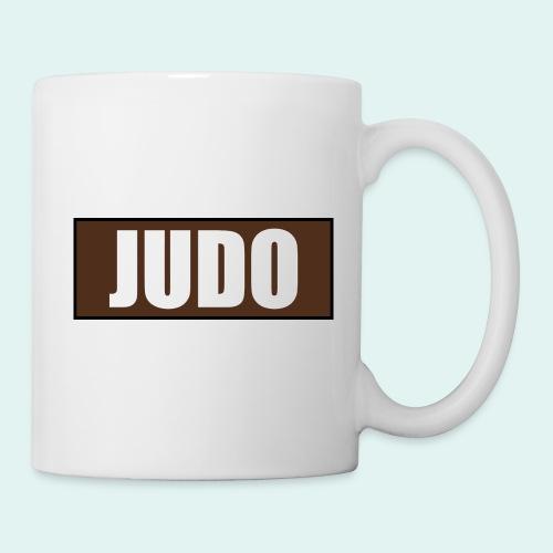 Judo Braun 1. Kyu - Tasse