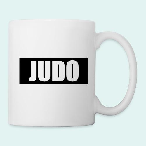 Judo Schwarz DAN - Tasse
