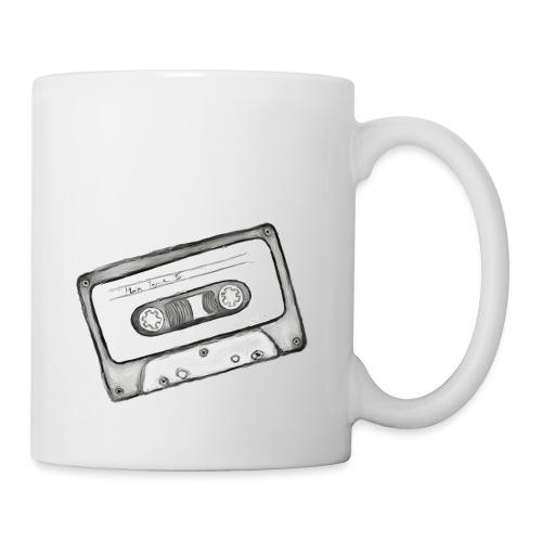 kassette Mix-Tape - Tasse