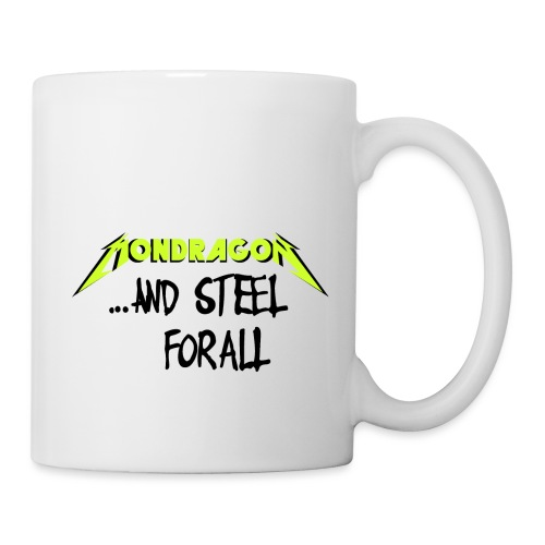 and steel for all text version - Taza