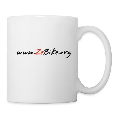 wwwzebikeorg s - Mug blanc