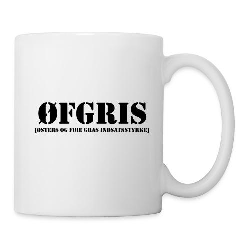 ØFGRIS - Premium - Kop/krus