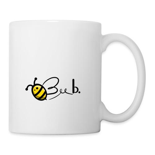 Bee b. Logo - Mug