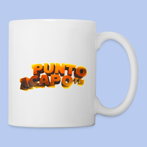 Maglietta PuntoACapo- Original Design- - Tazza
