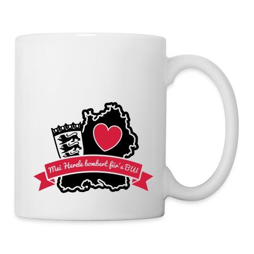 Herzle BW - Tasse