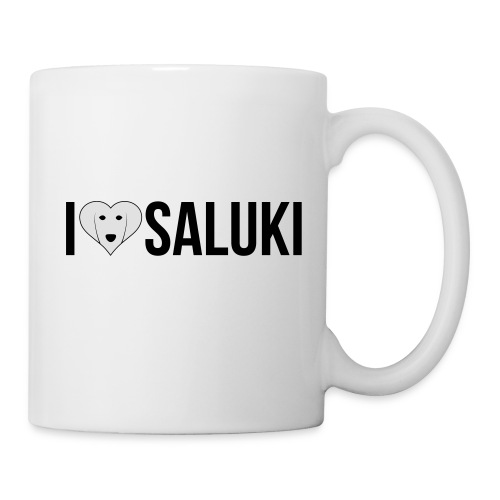 I Love Saluki - Tazza
