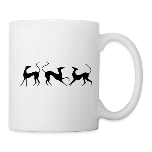 Windhundfries - Tasse