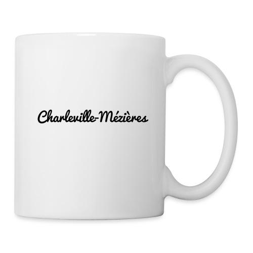 Charleville-Mézières - Marne 51 - Mug blanc