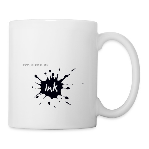 Ink Logo and website - Mug