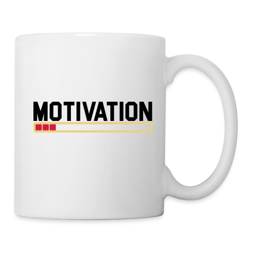 Keine Motivation - Tasse