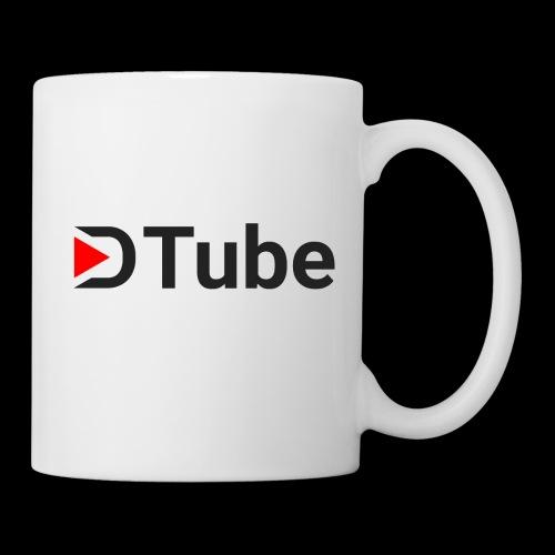 DTube logo - Tasse