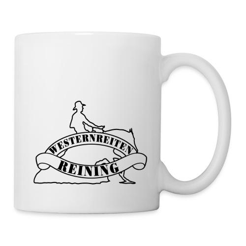 Westernreiten - Reining- Custom Tee Design - Tasse