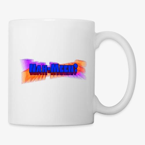 Nah meen blue - Mug
